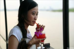 Romantic cruises in Cambodia