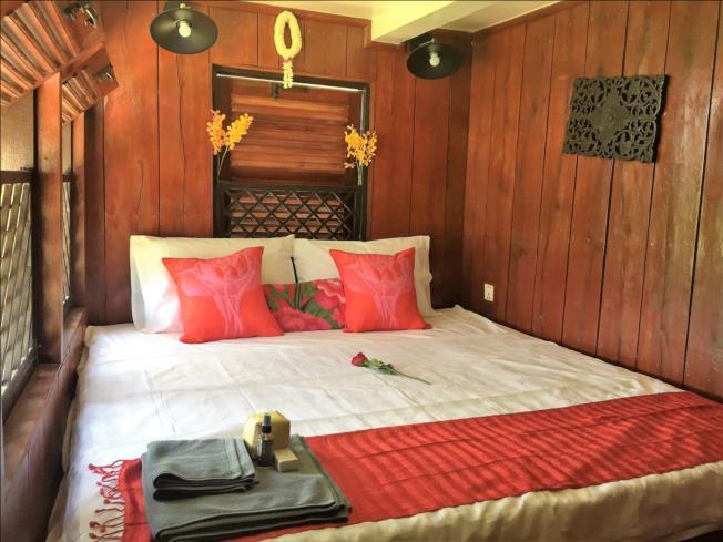 Cambodian cruises - Sat Toung Back Cabin