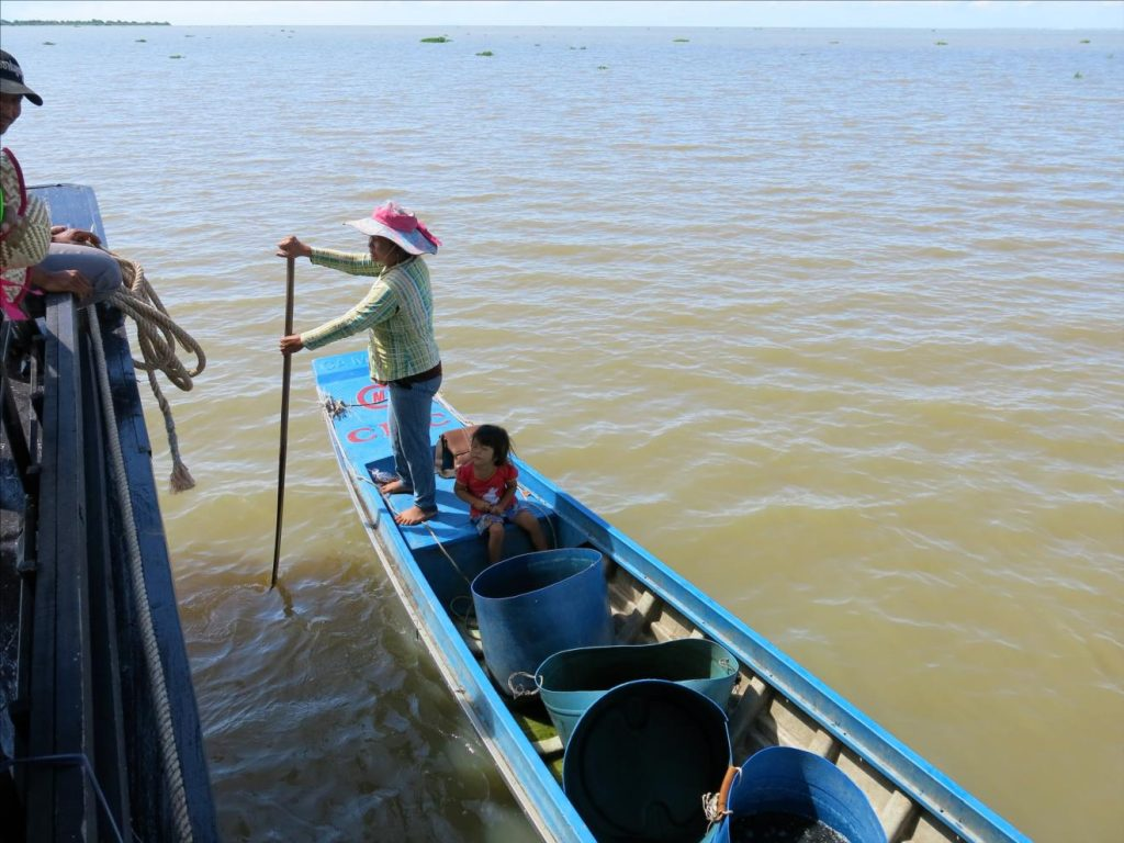 Cambodian cruises - Tonle Sap lake