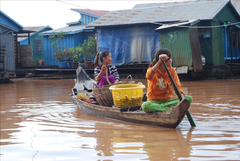 Phnom Penh - Siem Reap cruise