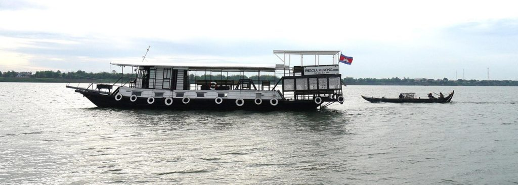 Cambodian cruises