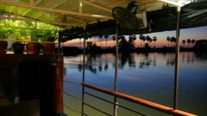 Cruise on Cambodian rivers