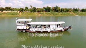 Cambodia river cruises