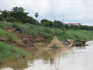 Mekong fishing technical