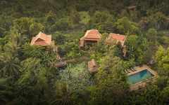 Battambang - Maison Wat Kor