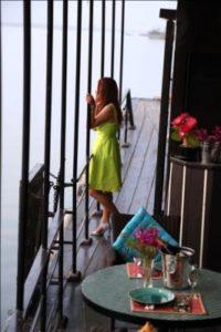 Romantic cruise on Sat Toung - Cambodian cruises