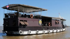 Cambodian river cruises