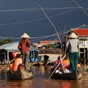 Private Cambodian river cruises with Cambodian cruises