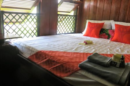 Front Cabin - Sat Toung - Cambodian cruises